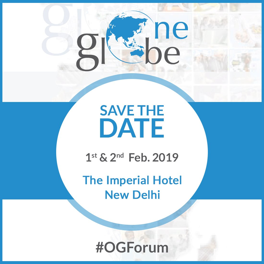 One Globe Forum 2019