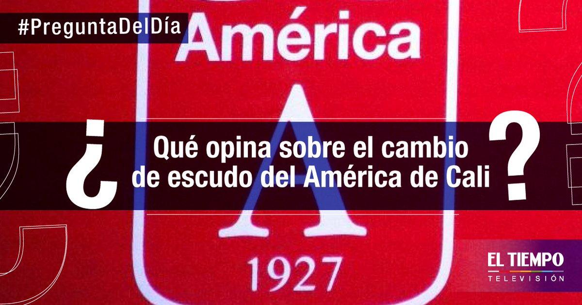 EL TIEMPO TELEVISIÓN's photo on América de Cali