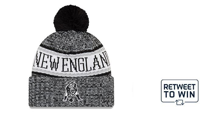 It's #PatsHatFriday!  RT to enter to win a knit #Patriots @NewEraCap. Rules: https://t.co/OSmC79hl9U https://t.co/8BgeE58ygD