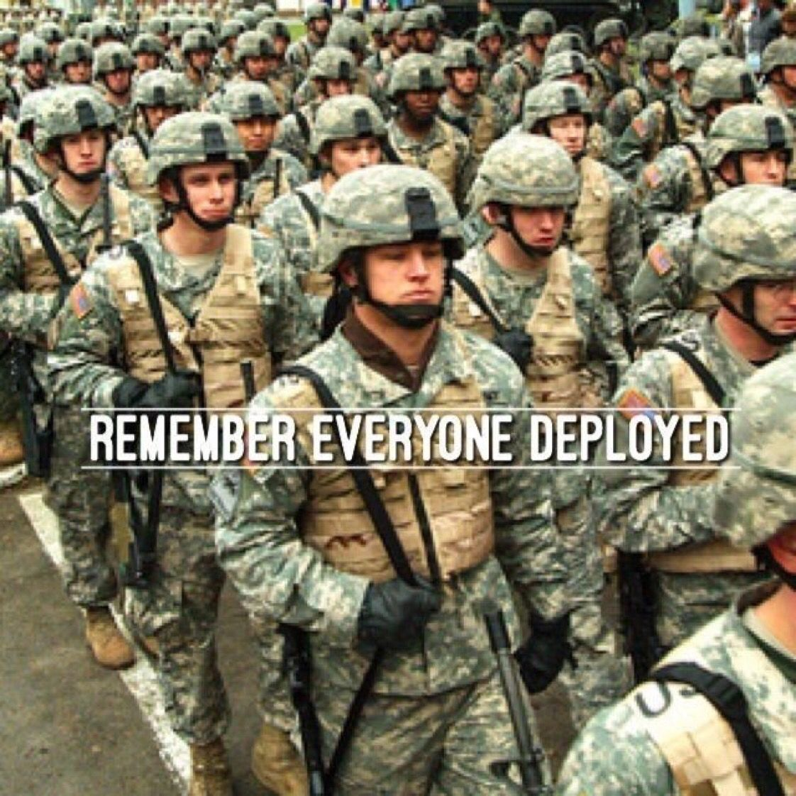 To all our deployed. Thank you for your service and dedication. We value our freedom and YOU. #RedFriday - Remember Everyone Deployed.  <br>http://pic.twitter.com/uT8UcUuO0I