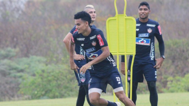 La Contra Deportes's photo on Luis Diaz