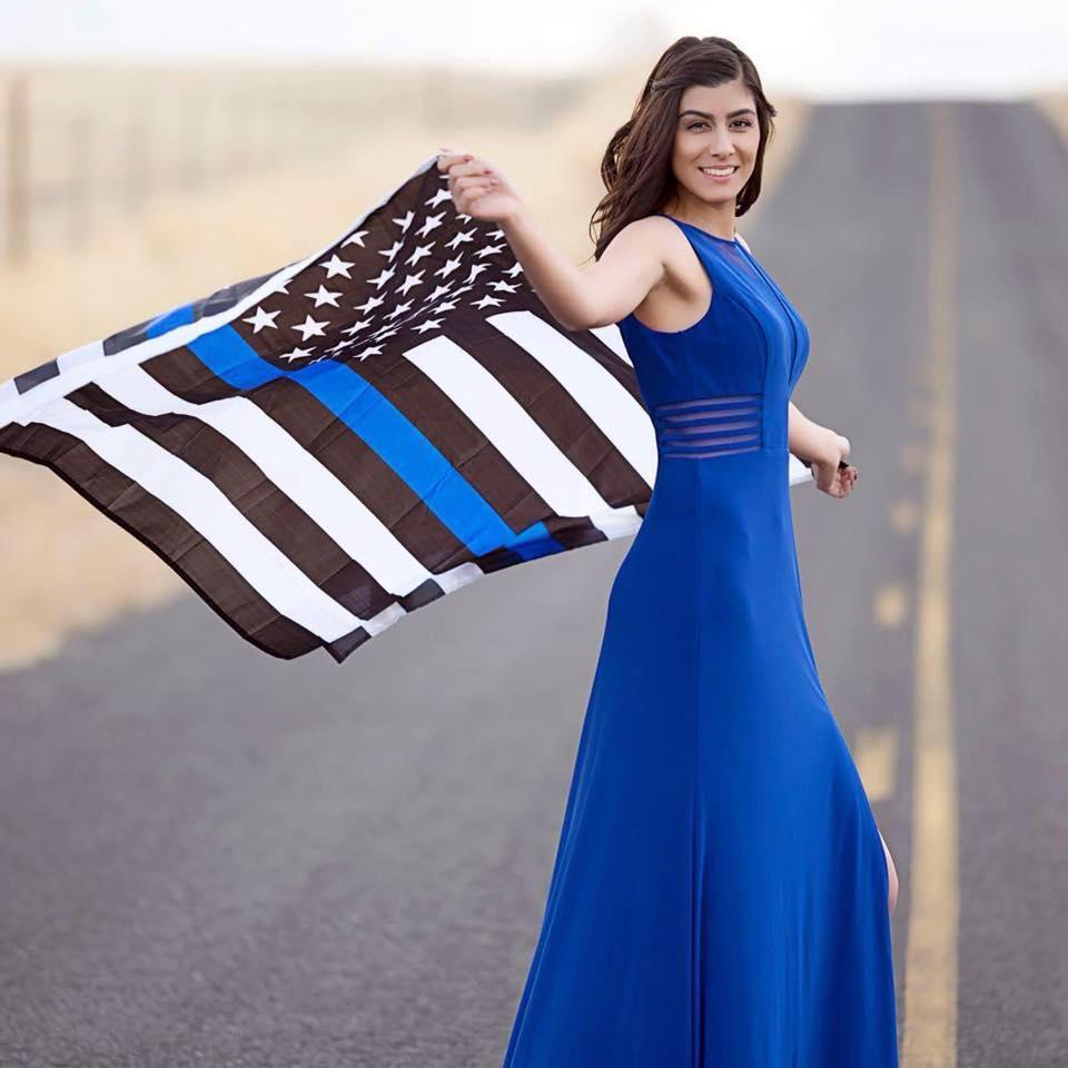 ABC30 Fresno's photo on Officer Natalie Corona