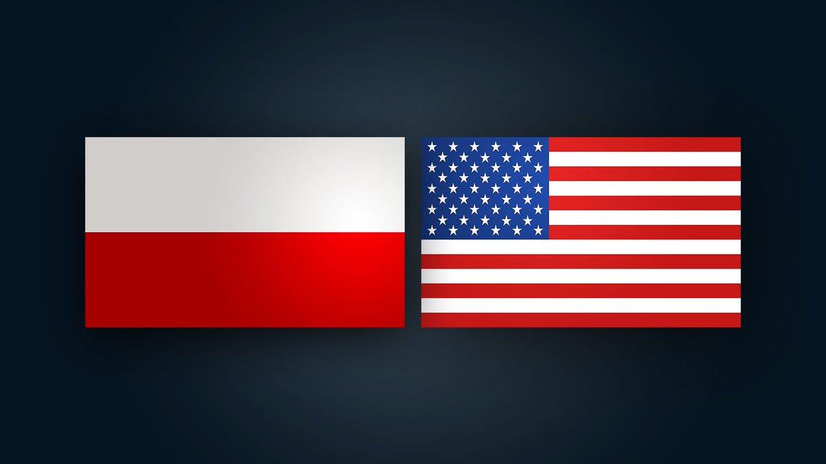 #Polska i #USA będą współgospodarzami spotkania dot. budowania pokoju i bezpieczeństwa na #BliskiWschód.  #Warszawa, 13-14 lutego 2019 r.  Wspólne 🇵🇱 - 🇺🇸 oświadczenie: http://www.msz.gov.pl/pl/p/msz_pl/aktualnosci/wiadomosci/wspolne_oswiadczenie_na_temat_spotkania_ministerialnego_w_sprawie_budowania_pokoju_i_bezpieczenstwa_na_bliskim_wschodzie…