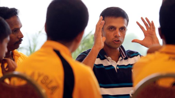 Happy Birthday Rahul Dravid: The Wall is now shaping Indian cricket\s future