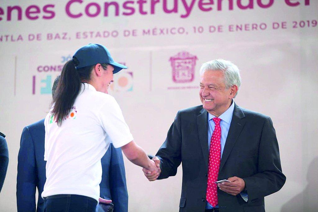 EL INFORMANTE's photo on jóvenes construyendo