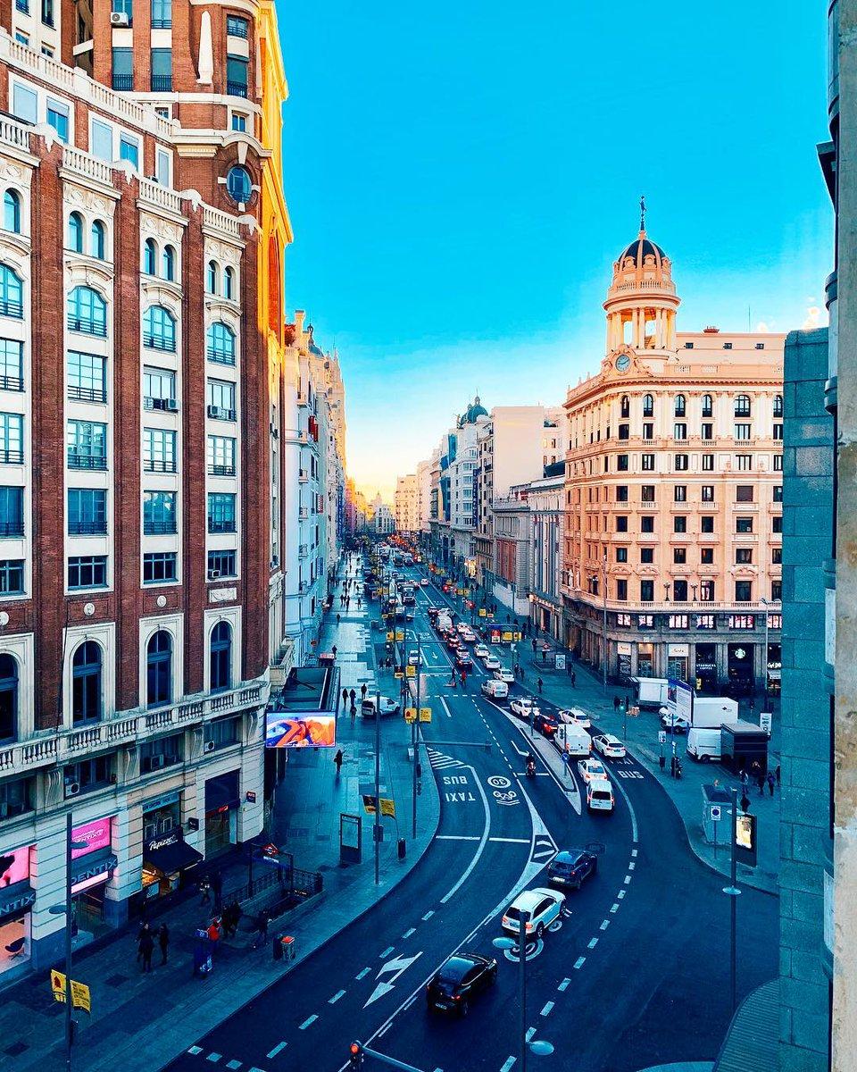 Gran Vía de Madrid's photo on william james