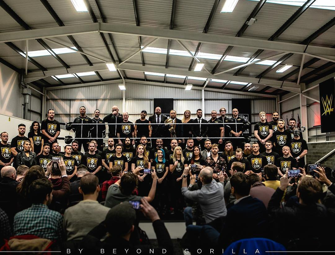Zack Gibson's photo on performance centre