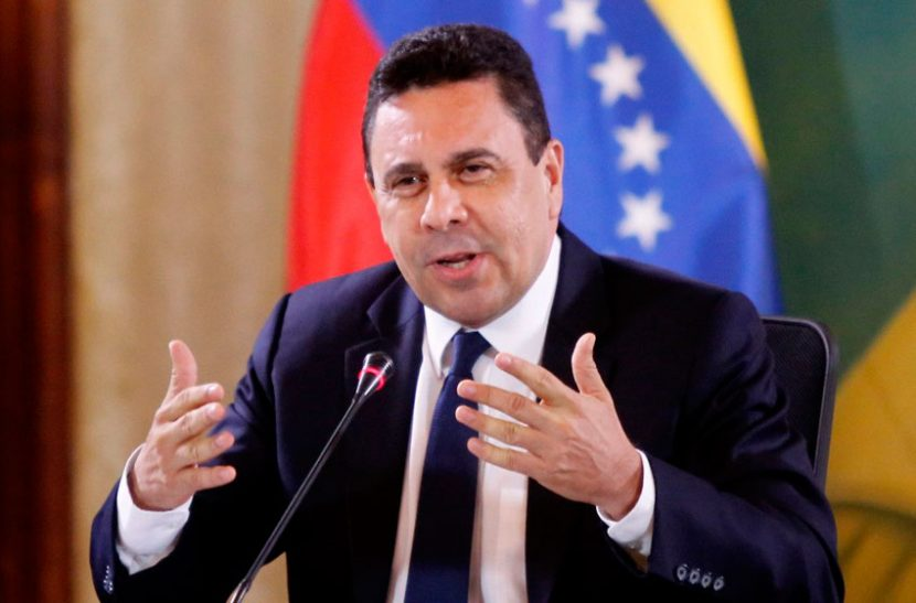 Freddy Bernal's photo on La OEA