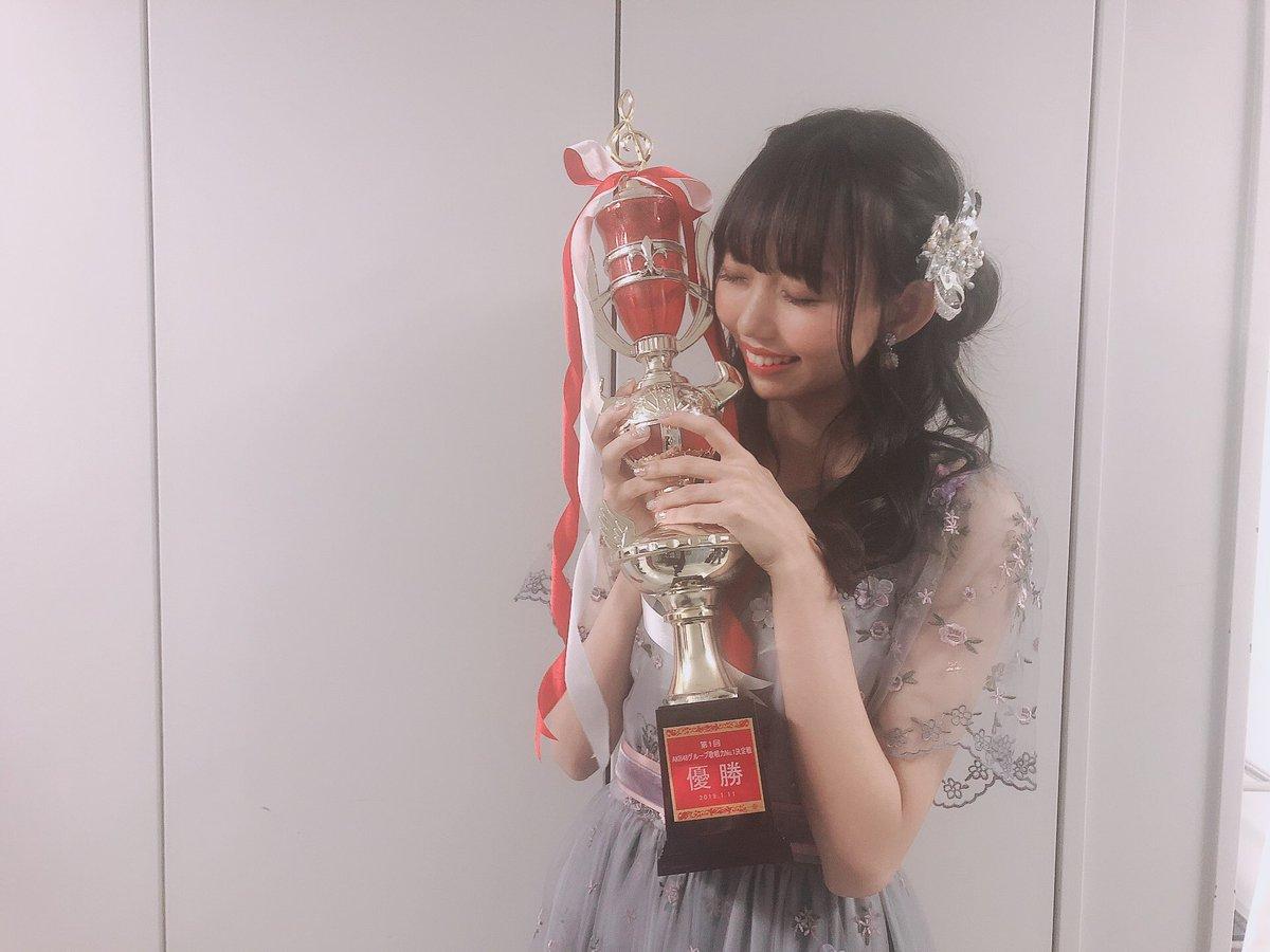 野島樺乃(SKE48)'s photo on #AKB48歌唱力No1決定戦