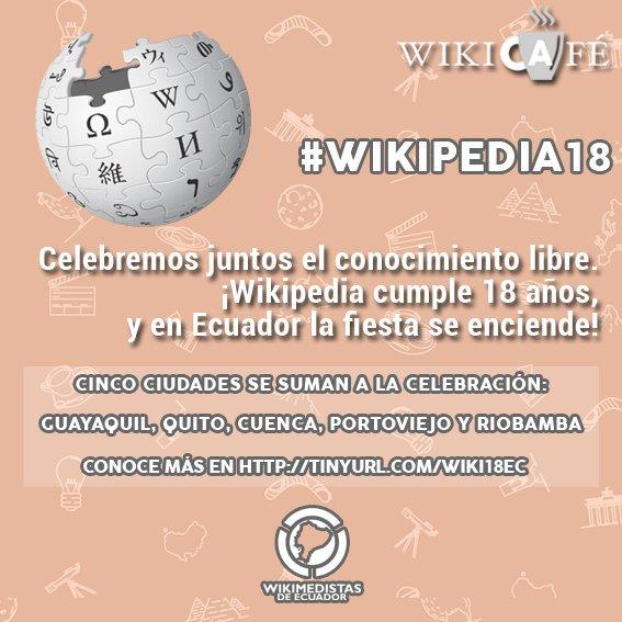 Wikimedistas EC