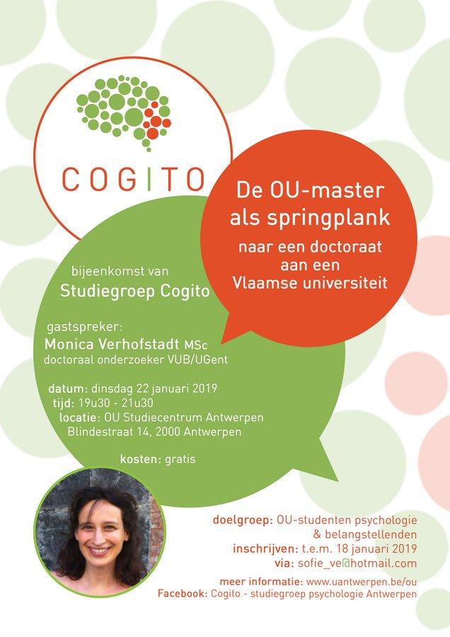 Open Universiteit's photo on Antwerpen