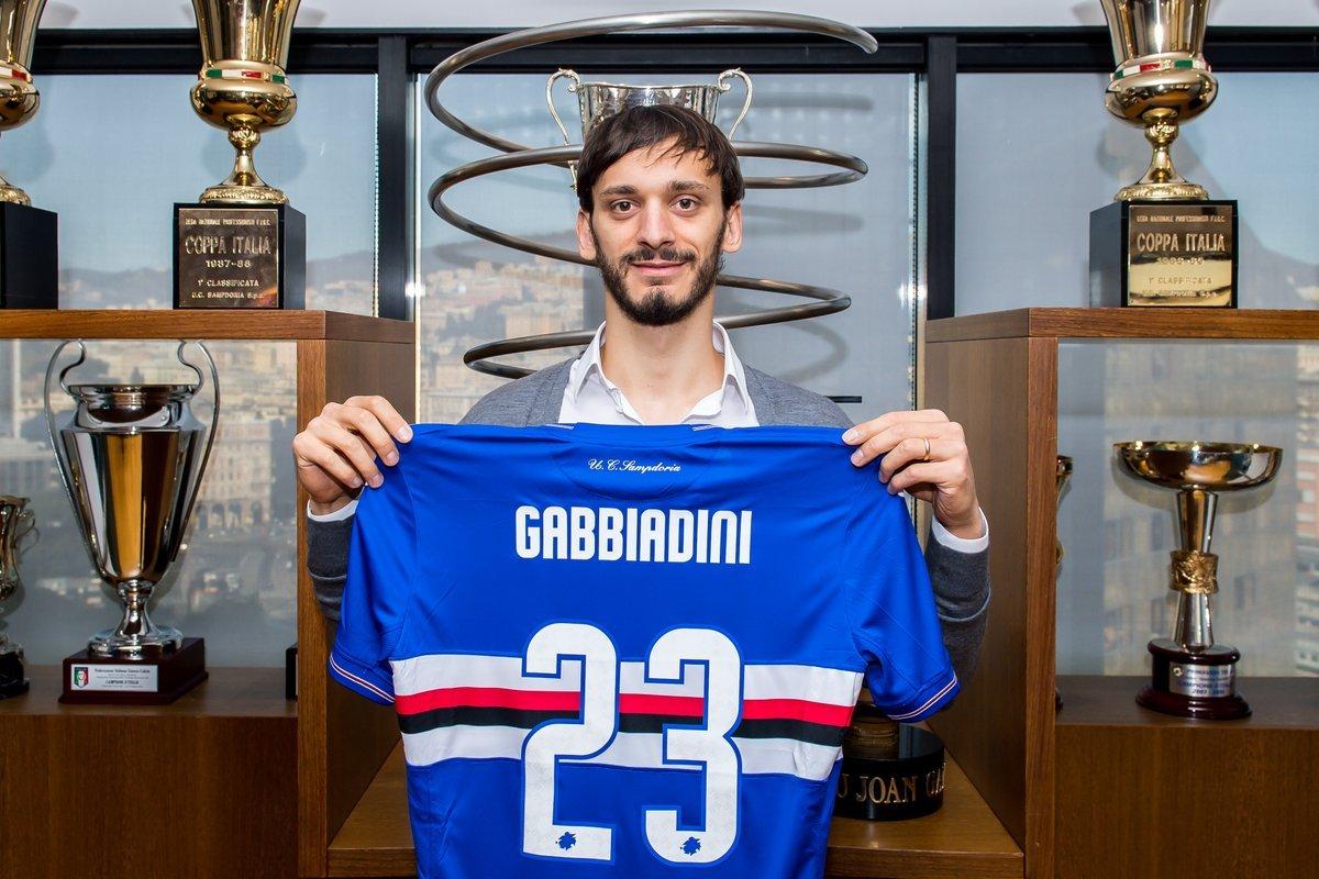 100% Fichajes's photo on Sampdoria