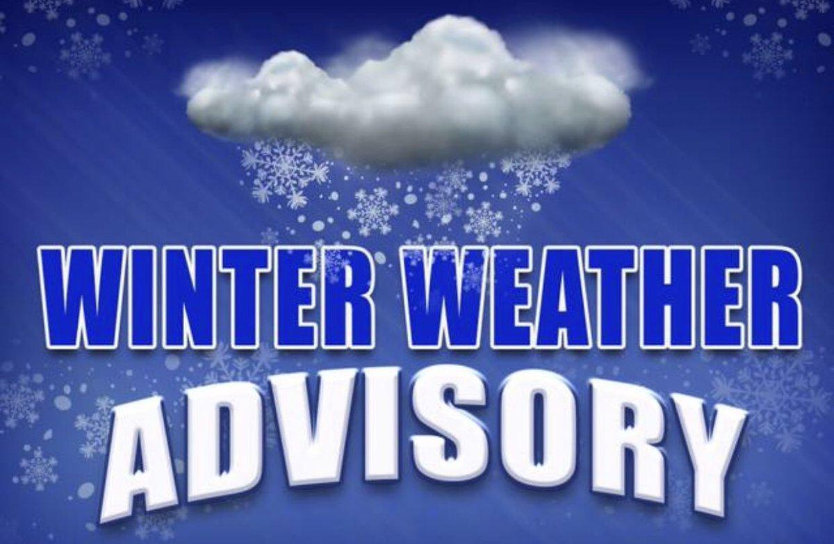 Kentuckiana News's photo on Winter Storm Warning