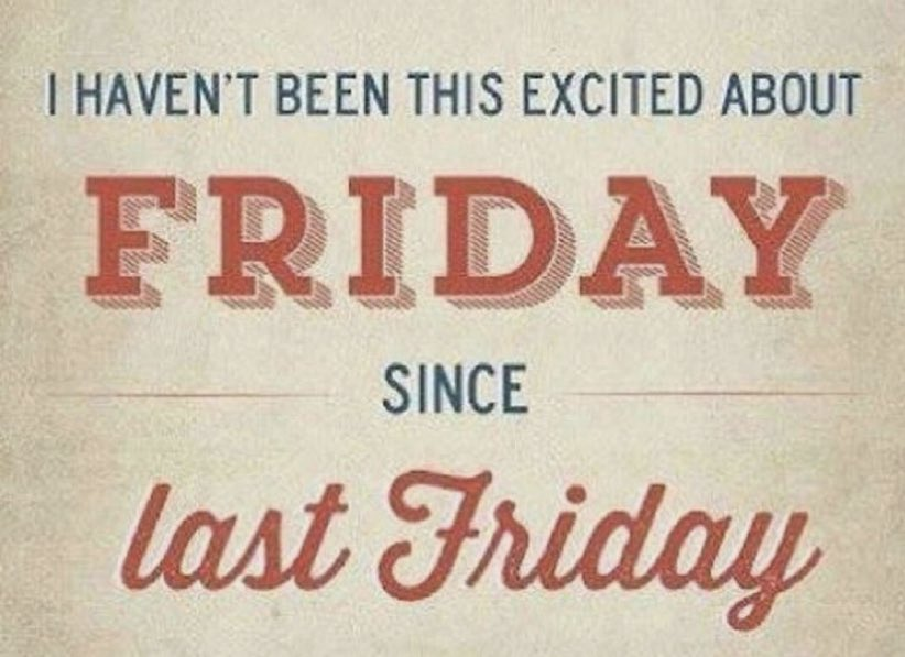 The excitement is real!!!  #FridayFeeIing <br>http://pic.twitter.com/Ot9YRVz2JM