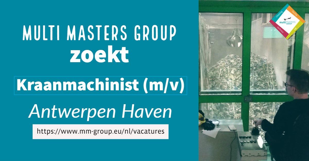 Multi Masters Group's photo on Antwerpen