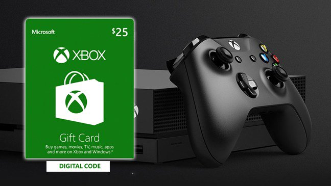 #FridayThoughts  #FridayFeeling #FreebieFriday #FreeCodeFriday #giveaway #WIN a $25 #Xbox Gift Card Code! For your chance to win: 1. Follow @DavesSweeps 2. RT this tweet. 3. Reply/comment I want to win #DavesSweeps  1 winner will be drawn 1/18 at 10 PM EST #FreeCodeFridayContest<br>http://pic.twitter.com/e17GPijEaH