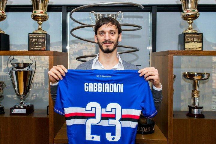 Fran Navarro's photo on Sampdoria