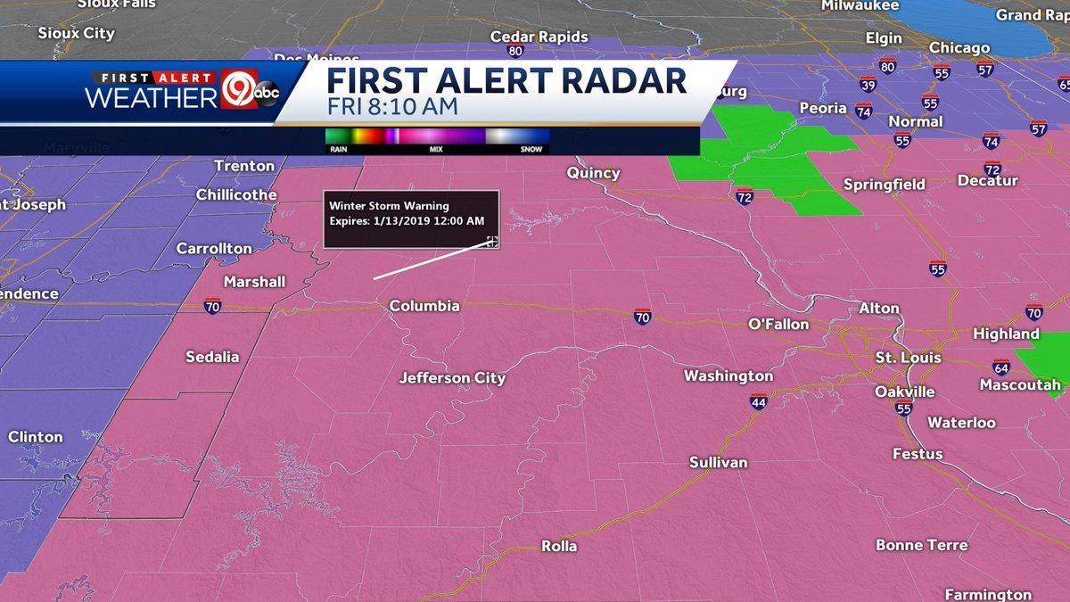 Katie Horner's photo on Winter Storm Warning