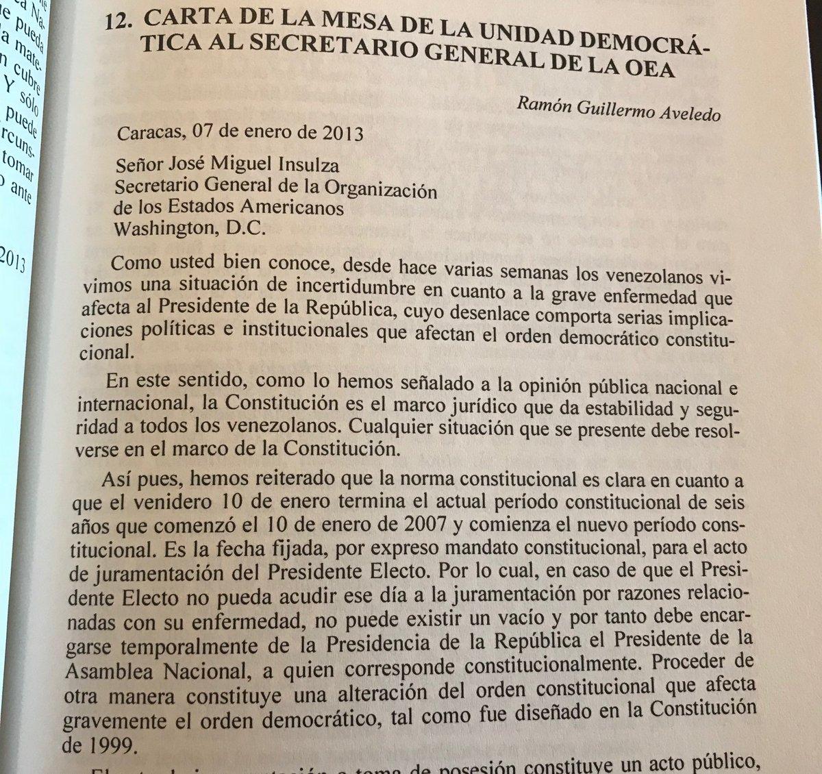 Asdrúbal Aguiar's photo on La OEA