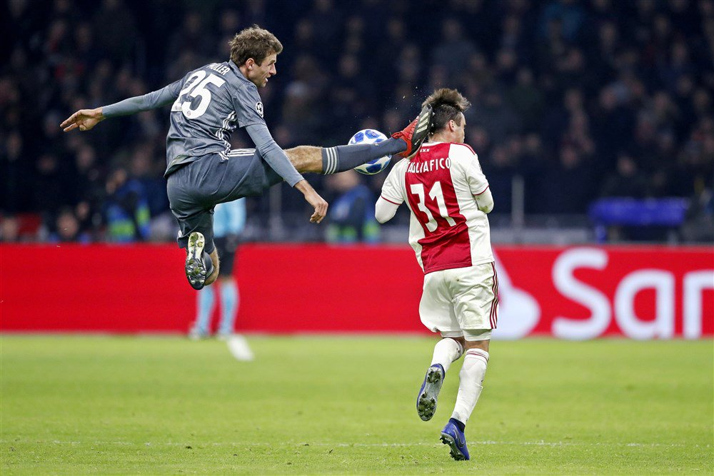 Anything Liverpool's photo on thomas müller