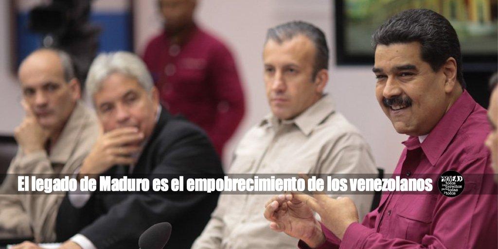 PROVEA's photo on Nicolás Maduro