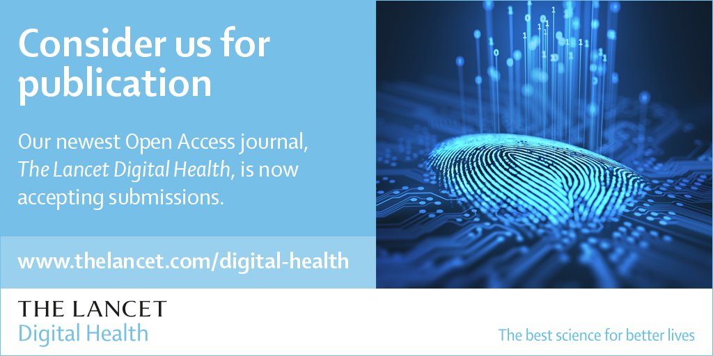 The Lancet Digital Health on Twitter: