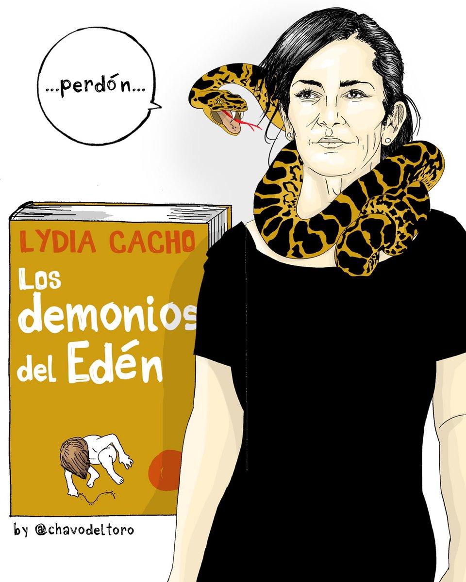Chavo del Toro 🖌️'s photo on Lydia Cacho