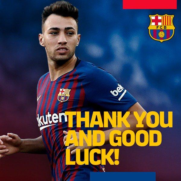 FC Barcelona's photo on TEAM NEWS
