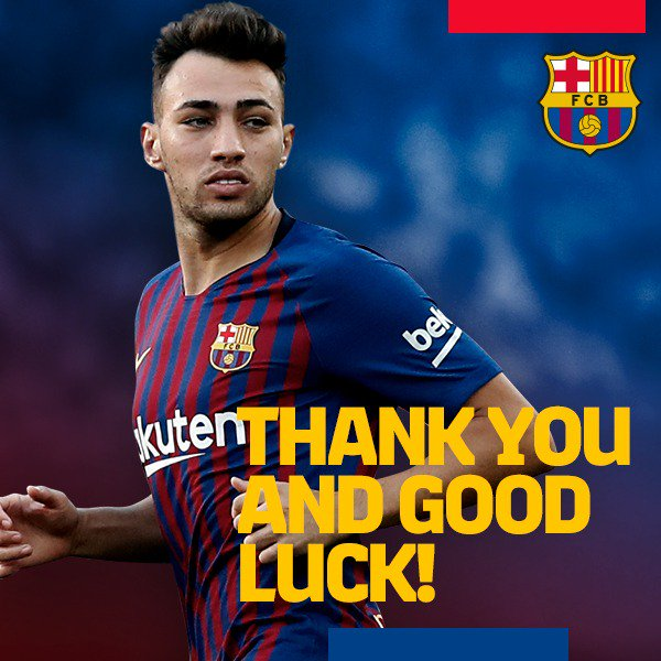 [BREAKING NEWS] Agreement with Sevilla for transfer of Munir El Haddadi  Full story �� https://t.co/BMuPPttX00 https://t.co/WO4DzA8SkX