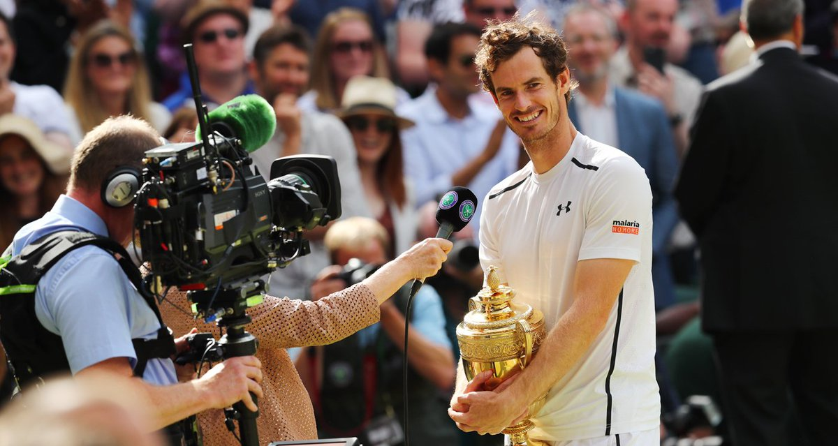 Comment from AELTC Chairman Philip Brook on Andy Murray: &quot;We were deeply saddened to hear the news that Andy Murray plans to retire from tennis at some point during this year. It is a sad day for British tennis and the sport as a whole. He is a great champion and a fantastic...<br>http://pic.twitter.com/VoOaCRI1tf