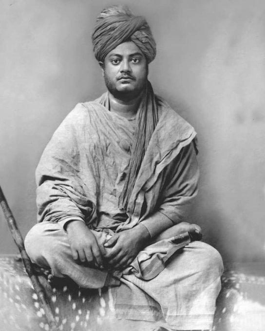 #SwamiVivekananda Photo