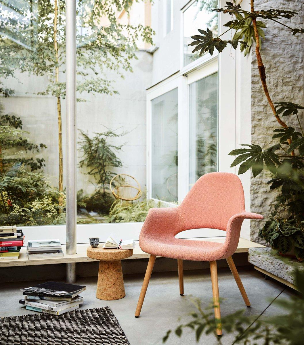 Vitra Su Twitter The Organic Chair A
