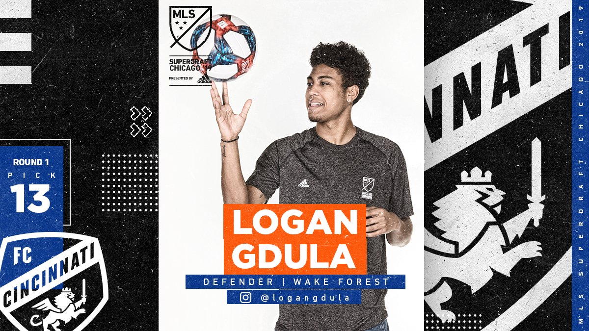 Major League Soccer's photo on Logan Gdula