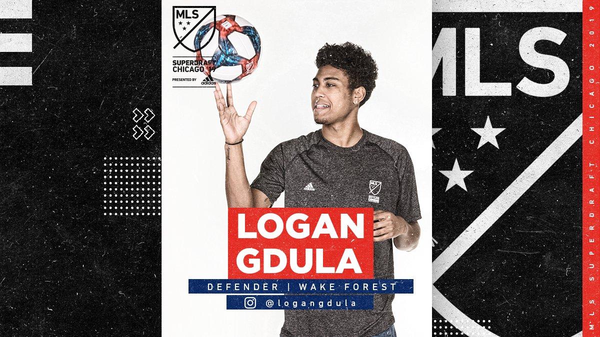 FC Cincinnati's photo on Logan Gdula