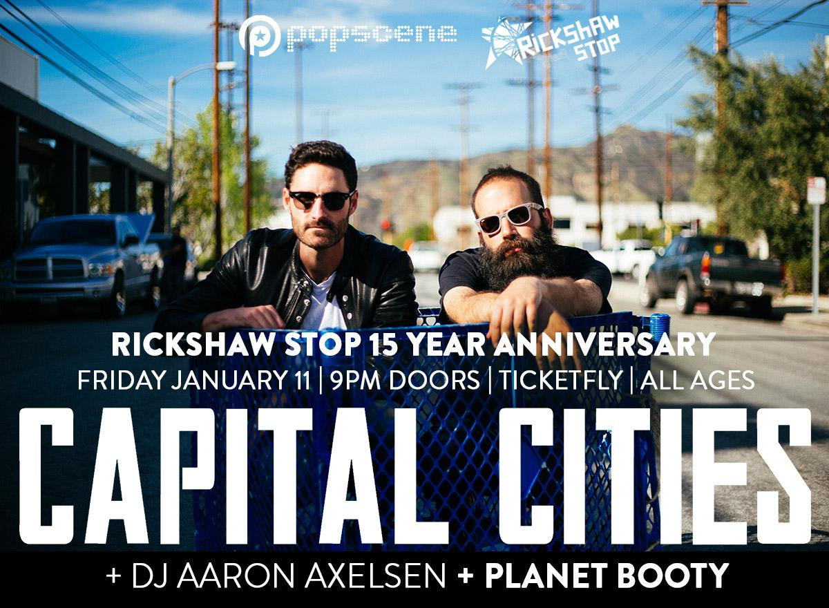 Capital Cities At Capitalcities Twitter