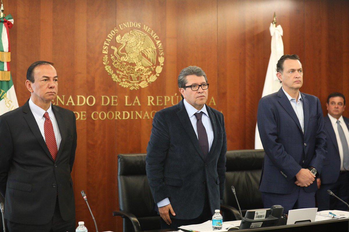 Ricardo Monreal A.'s photo on Senadora