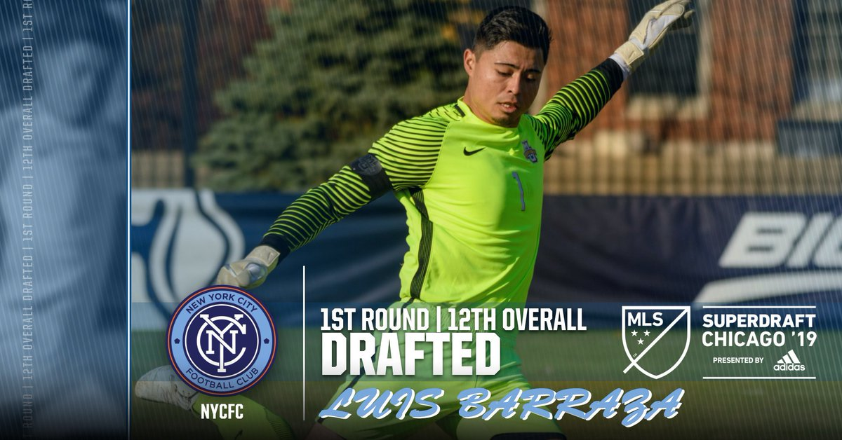 Marquette Soccer's photo on #superdraft