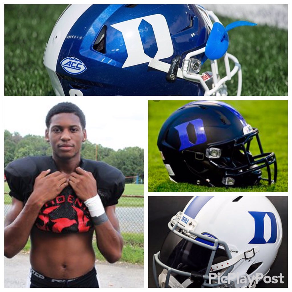 I'm Blessed and Honored to receive my 5th offer from Duke University