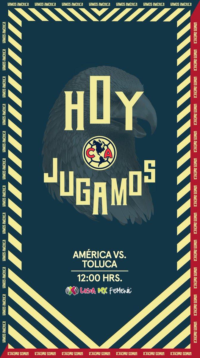 Club América Femenil's photo on #VamosAmérica