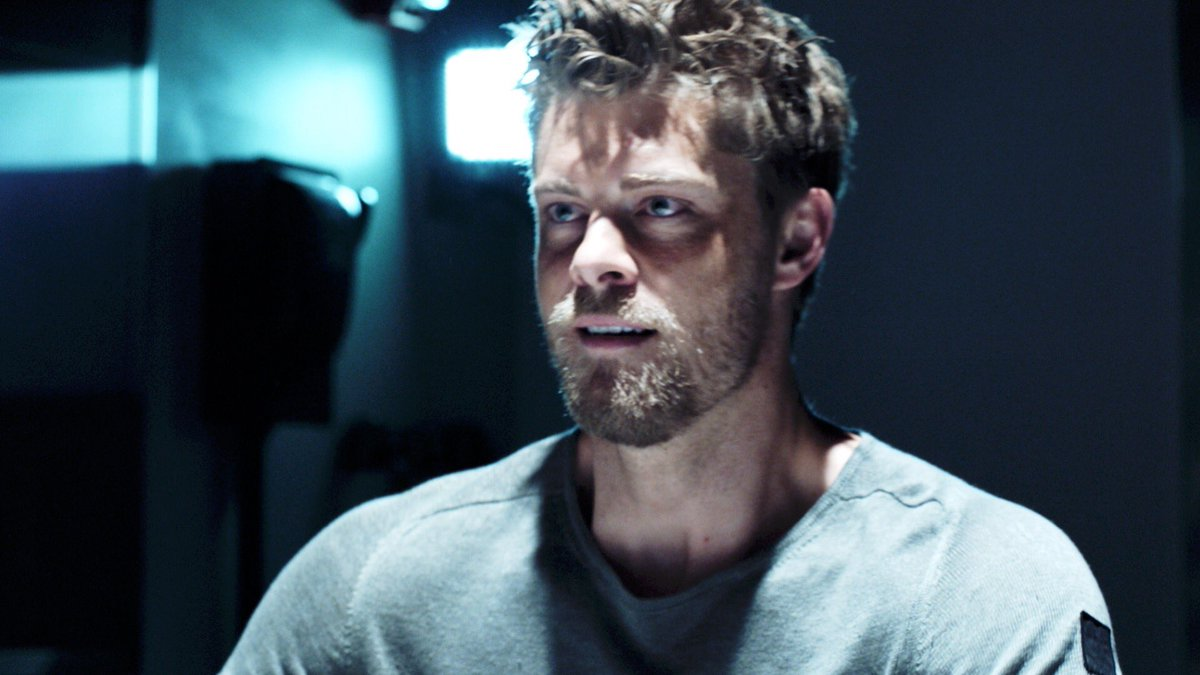Luke Mitchell's photo on #blindspot