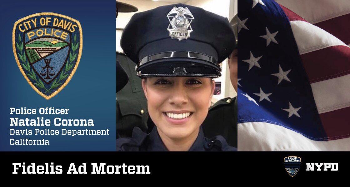 NYPD 100th Precinct's photo on Officer Natalie Corona