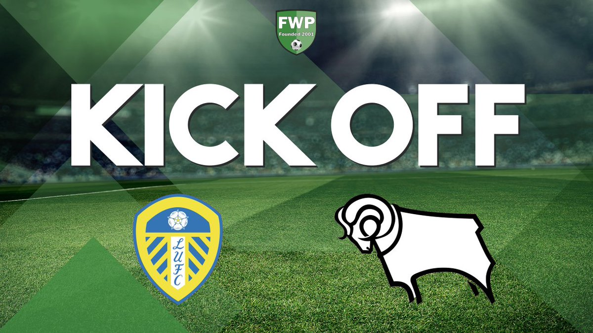 FWP Derby County's photo on Leeds v Derby