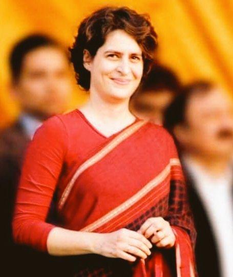 Wish you a very happy birthday Priyanka Gandhi ji, Have a great year ahead & stay blessed!
