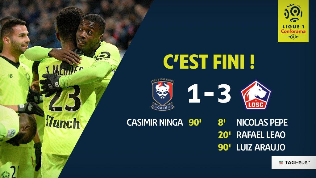 Ligue 1 Conforama's photo on #smclosc