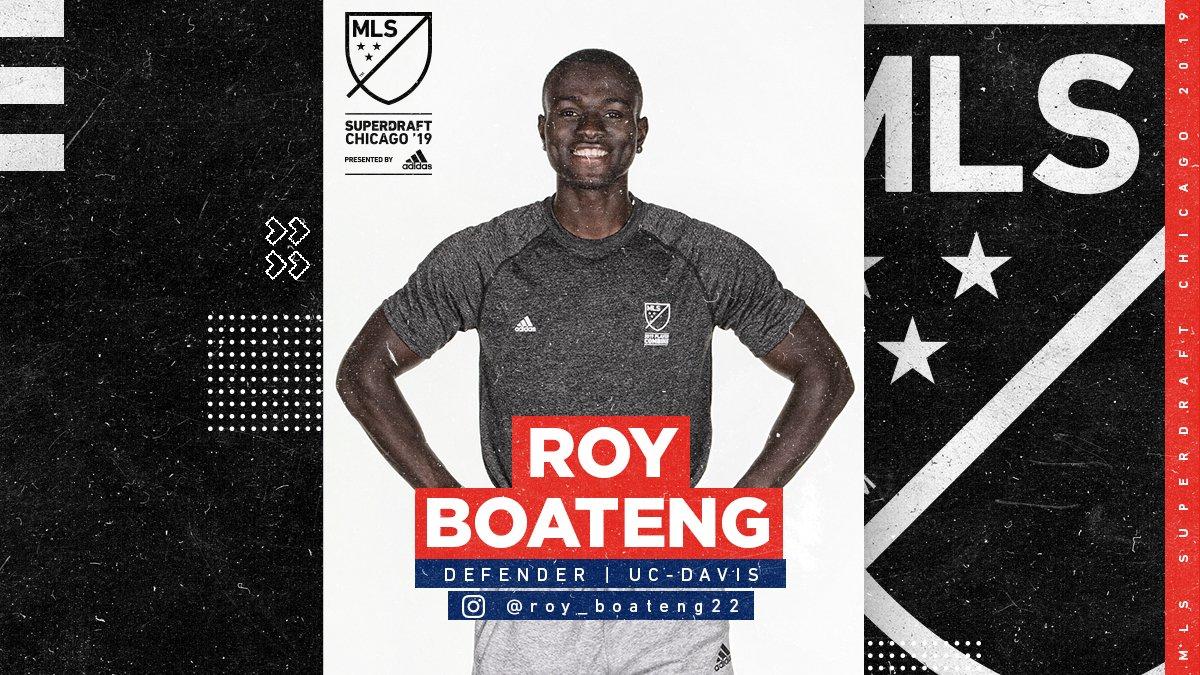 New York Red Bulls's photo on Roy Boateng