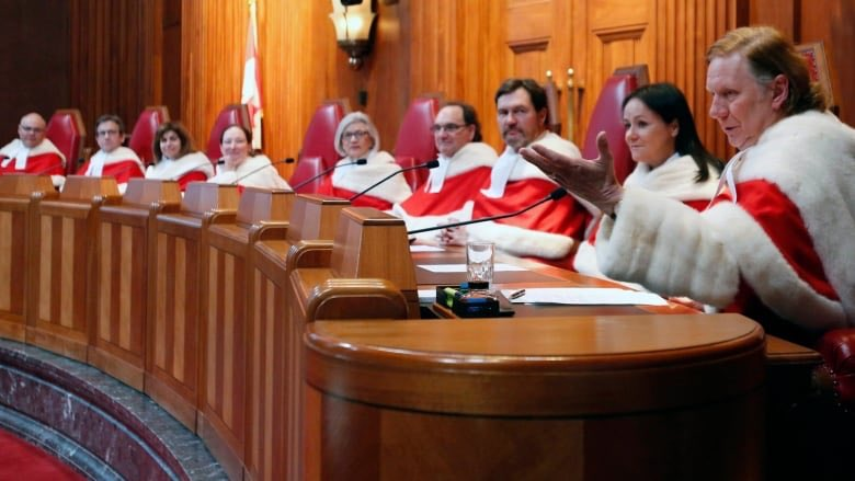 Alfons López Tena #FBPE's photo on supreme court of canada