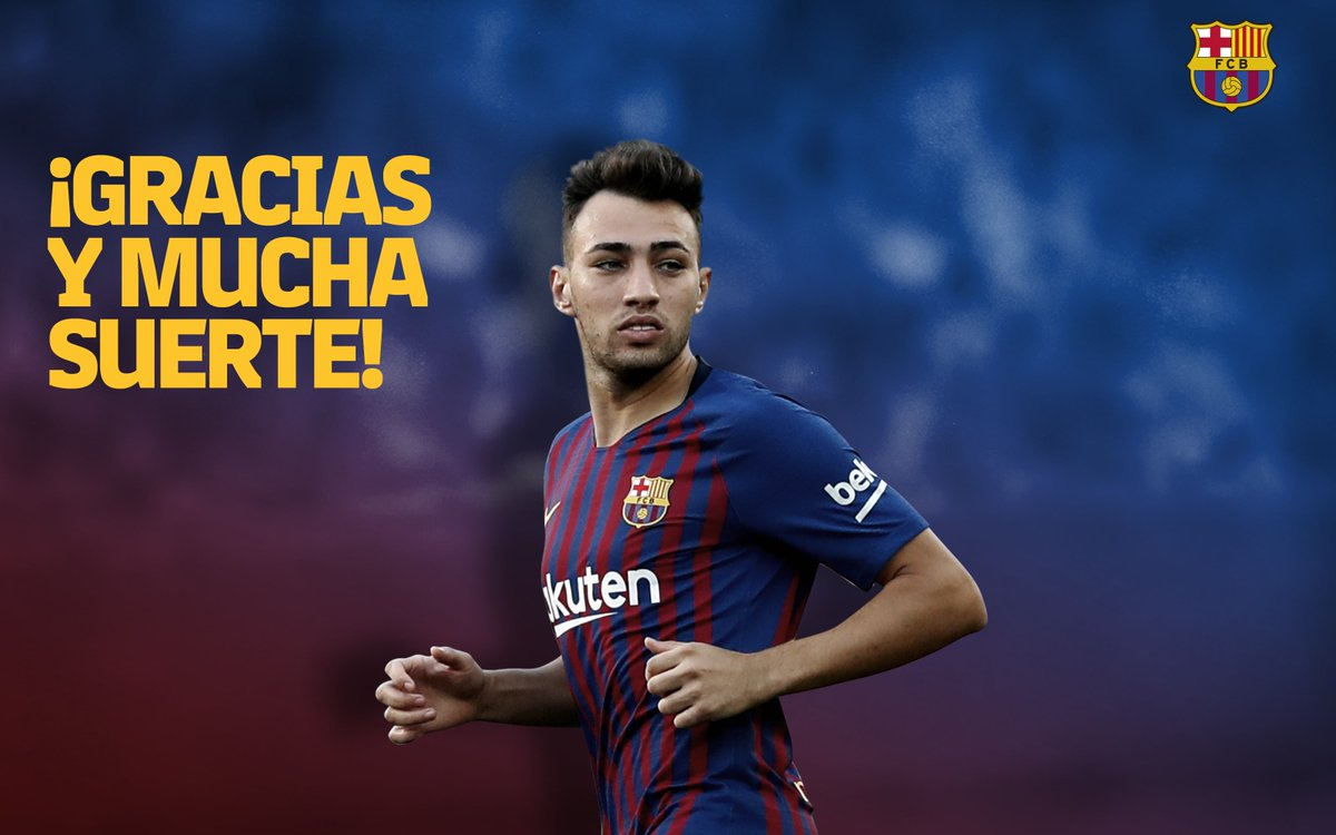 ElDesmarque Barça's photo on munir al sevilla