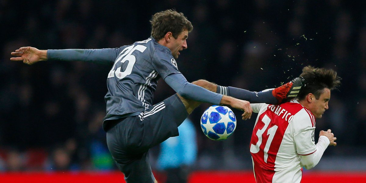 Greaves Sports's photo on Thomas Muller
