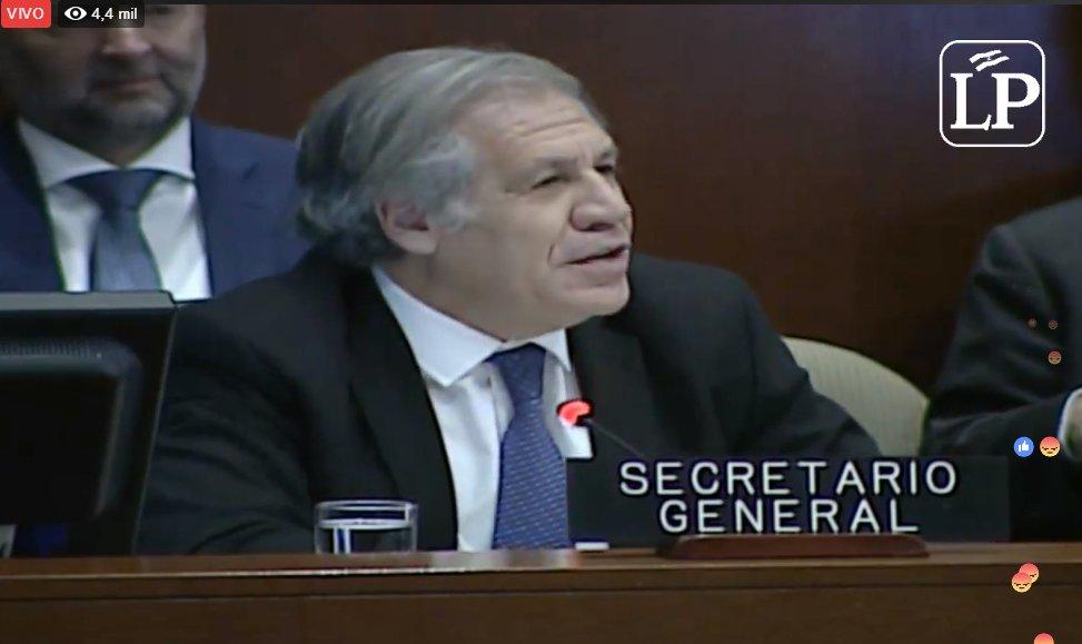 La Prensa Nicaragua's photo on La OEA