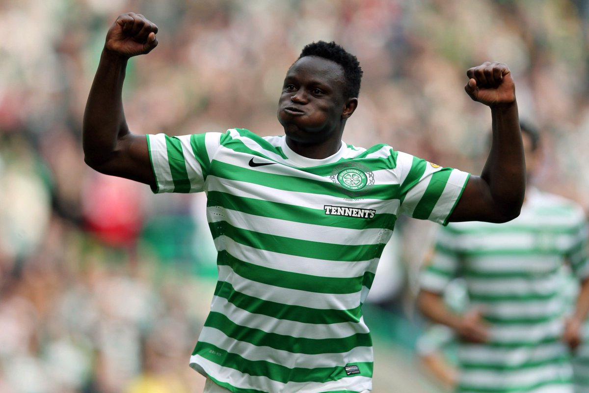 Celtic fans left guessing after Uefa tweet on Tottenham midfielder Victor Wanyama